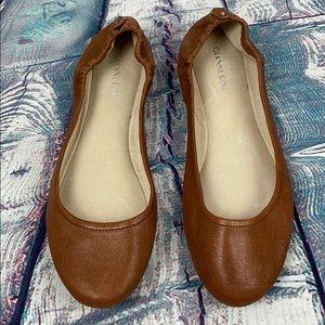 GIANNI BINI Brown Flat Shoes